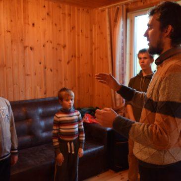 Фольклорно-этнографический лагерь в Лужском районе