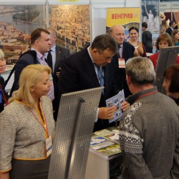 «Inwetex – cis travel market – 2015»