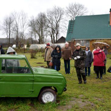 Выездной семинар в Псковской области
