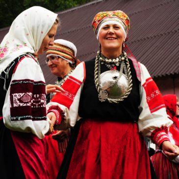 Международный этнокультурный фестиваль народа сето «Сетомаа. Семейные встречи»