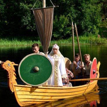 Праздник- фестиваль фольклора и ремёсел «ОЛЬГИНЫ БЕРЕГА»