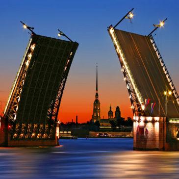 Обзор интересных событий в Санкт-Петербурге в августе 2017