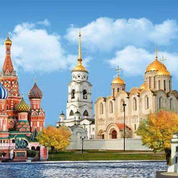 Школьные туры в осенние каникулы — детский турпоезд «Золотые купола»
