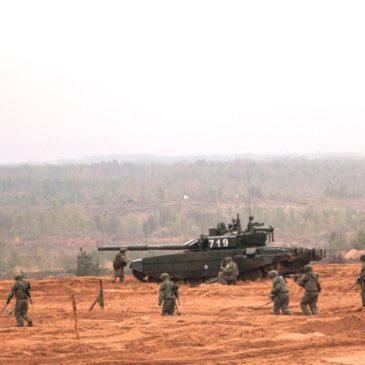 День ракетных войск и артиллерии,  г. Луга, Полигон