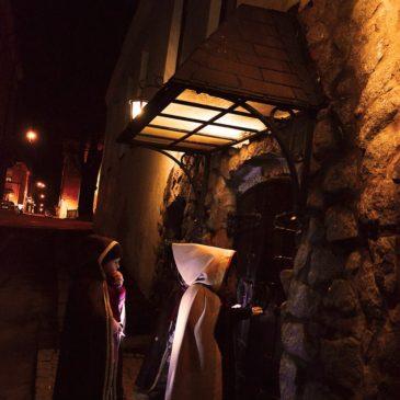 Вечернее приключение-мистерия по Средневековому Выборгу с фонариками