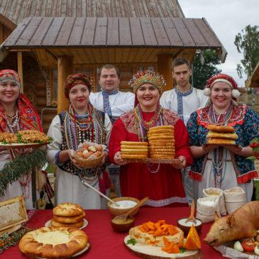 Гастрономический фестиваль «Вкусная Мордовия» (г. Саранск)