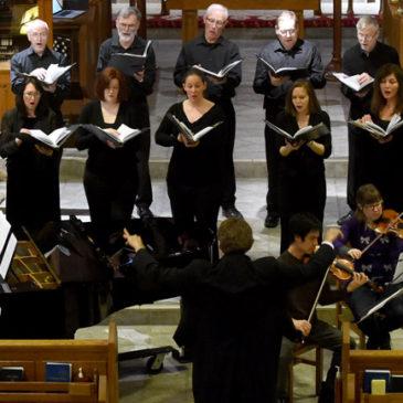Концерт известного филармонического хора «Grand Philharmonic Сhoir» из города Китченер (Канада, провинция Онтарио)